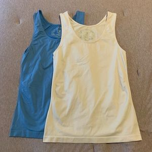2-pack basic workout tank tops